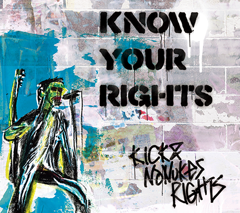 SHIMA KICK・JIRO&NO NUKES RIGHTS / NKOW YOUR RIGHTS