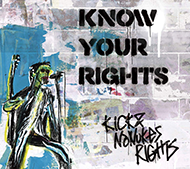 SHIMA KICK・JIRO&NO NUKES RIGHTS / KNOW YOUR RIGHTS